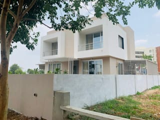 Villa Architecture _ Realistic to Reality by Unity Interiors Modern