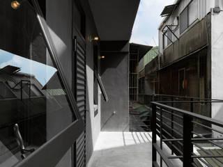 Terraços  por 木耳生活藝術, Industrial