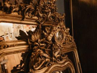 Antieke spiegels van Franse Spiegels Klassiek