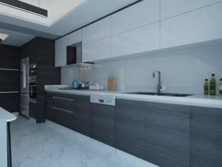 Mutfak Tasarımı Modern Mutfak homify Modern