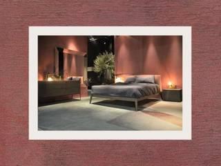 Tecnografica Moderne muren & vloeren Rood