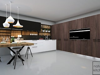 NATURAL KITCHEN – NERO:  tarz ,