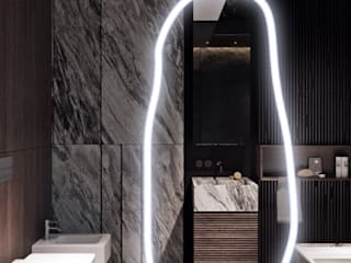 smarthome Modern style bathrooms
