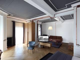 run mimarlık – Karaköy Rooms :  tarz ,