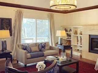 Residential:  Living room by Neha Sinha,Modern