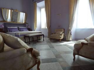 Living room by ARTE DELL' ABITARE,