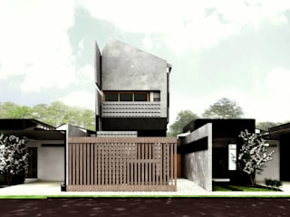 Rumah Pori Semen r.studio