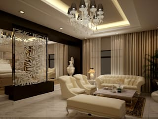 Modern Living Room by smarthome Modern