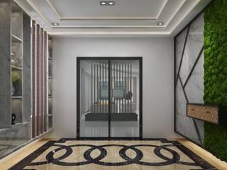 Koridor dan lorong oleh 立騰空間設計, Modern