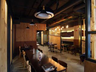 일본식 샤브샤브 - 그림나베 남부터미널점 by IDA - 아이엘아이 디자인 아틀리에 에클레틱 (Eclectic)