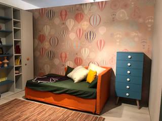 Tecnografica Moderne muren & vloeren Amber / Goud