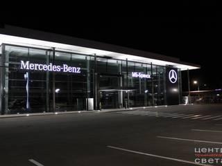 Центр Технического Света Car Dealerships Glass White