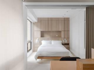 Minimalist bedroom by 文儀室內裝修設計有限公司 Minimalist