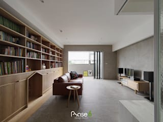 Floors by 六相設計 Phase6, Eclectic