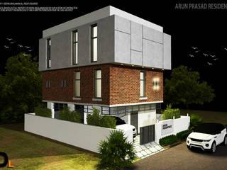 Arun Prasad residence by PSA Architecture