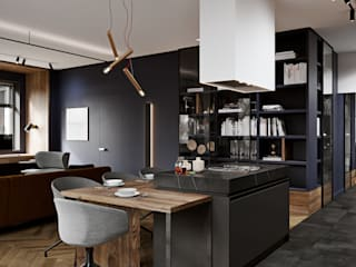 Modern Residence Modern kitchen by ACOR HOME LIFE SOLUTIONS Modern