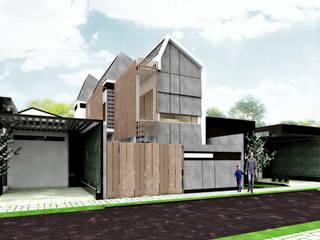 Rumah Segitiga Kapur r.studio