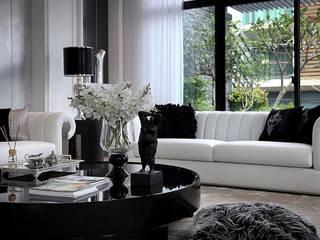 Salas de estilo clásico de 大桓設計顧問有限公司 Clásico
