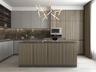 Gold Apartment от Higharchitects Классический
