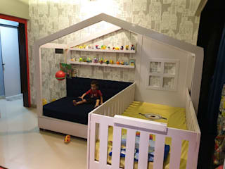 kids room by Clickhomz Modern