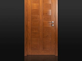 Ercole Srl Front doors Wood Brown