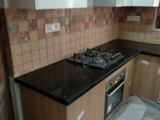 Kitchen Countertop:  Office buildings by Buildfloor,