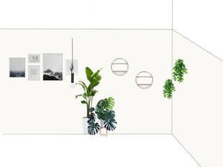Home Office {Zaragoza - España}:  de estilo  de Anna&Co,