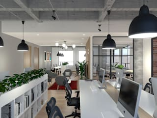Gamma Minimalist offices & stores