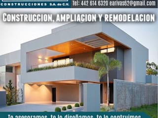 by EARR CONSTRUCCIONES, S.A. DE C.V. Minimalist