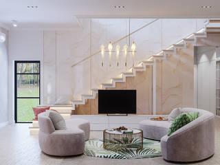 Stairs by Goroh бюро, Modern
