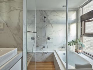 Moderne Badezimmer von SECONDstudio Modern