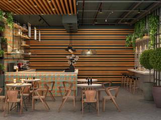 AreaPlanz Design Modern bars & clubs