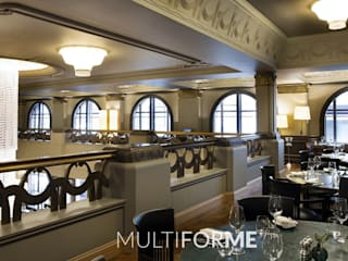 MULTIFORME® Lighting - HOTEL CAFÉ ROYAL の MULTIFORME® lighting クラシック