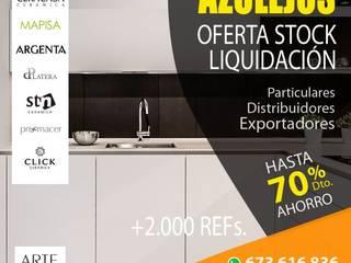 Liquidación de stock cerámico. de Azulejos Artegres