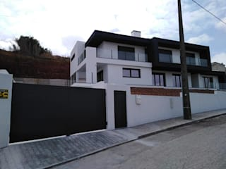 Bordalo Portas e Automatismos Villas Iron/Steel Grey