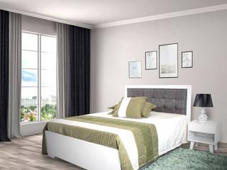 Dormitorios de Muebles Juventud Moderno