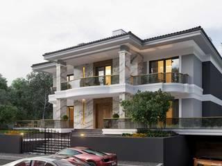 Aksaray Villa VERO CONCEPT MİMARLIK Modern