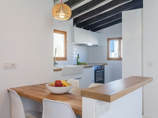 Fiol arquitectes Small kitchens