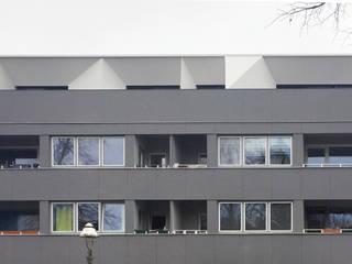 根據 boehning_zalenga koopX architekten in Berlin 隨意取材風