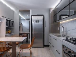 Scandinavian style kitchen by Coletânea Arquitetos Scandinavian