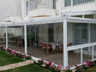 Konya Ülker Cam Balkon Balconies, verandas & terraces Accessories & decoration