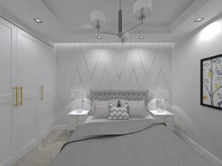 "Mieszkanie ""Chevron"" od Perihdesign Studio Projektowe Karolina Perih-Kamecka"