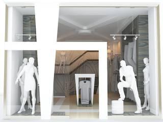 Giyim Mağazası Tasarımı Kalya İç Mimarlık \ Kalya Interıor Desıgn Modern