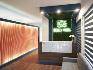 Bela Skin Spa Clínicas y consultorios médicos de estilo minimalista de Mona Mx Diseño Minimalista