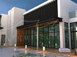Proyectos habitacionales de GARAY ARQUITECTOS Moderno