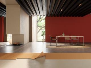 Subpavimento: Pavimentos  por Go4cork,Moderno Cortiça