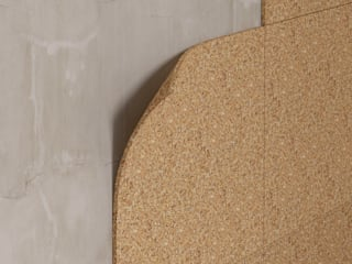 Construction Materials Modern walls & floors by Go4cork Modern