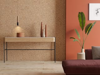 Entrance hall Modern walls & floors by Go4cork Modern Cork