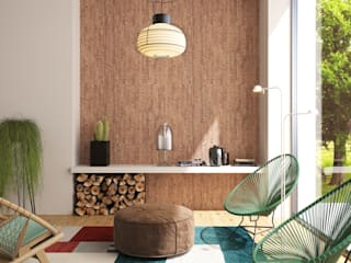 Living room by Go4cork, Modern Cork