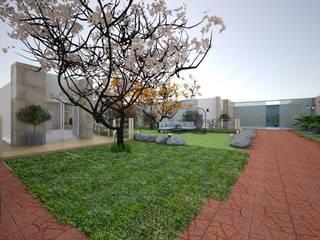 Modern houses by عبدالسلام أحمد سعيد Modern